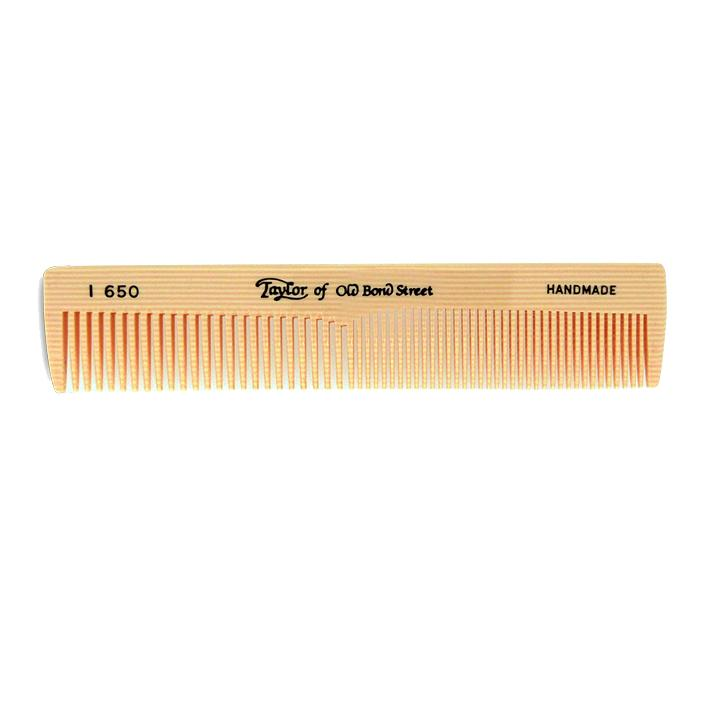 Taylor of Old Bond Street Coarse/Fine Teeth Pocket Comb