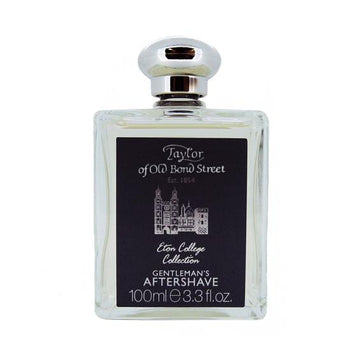 Taylor of Old Bond Street Eton College Collection Aftershave Lotion