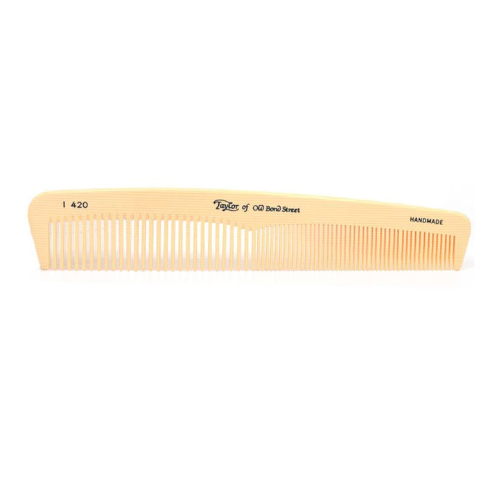 Taylor of Old Bond Street Long Fine/Coarse Teeth Comb