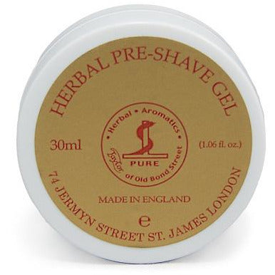 Taylor of Old Bond Street Pre-Shave Herbal Gel