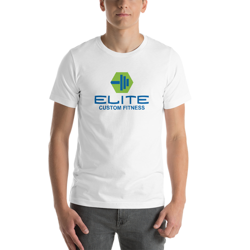 Elite Custom Fitness Men's Tee
