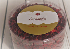 Curbanies Cranberry Morsels - 2 lb. 5 oz. Round