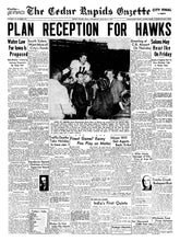 Cedar Rapids History Gazette Archives