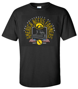 iowa hawkeye clothing ANF t shirt