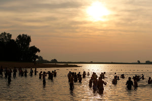 The Gazette Cedar Rapids Postcards Pigman Triathlon
