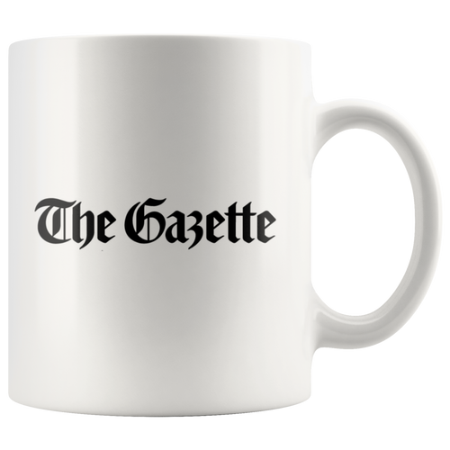 The Gazette Mug