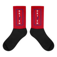 DR1VEN Black Foot Sublimated Socks