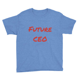 Future CEO - Youth Short Sleeve T-Shirt