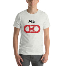 Mr. CEO - Short-Sleeve Unisex T-Shirt