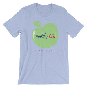 Healthy CEO: Short-Sleeve Unisex T-Shirt