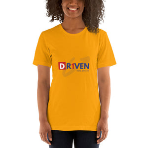 What DR1VES You? - Real Estate - Short-Sleeve Unisex T-Shirt