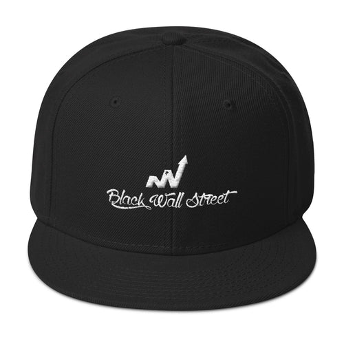 Black Wall Street - Snapback Hat