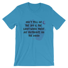 Sky Limit: Short-Sleeve Unisex T-Shirt