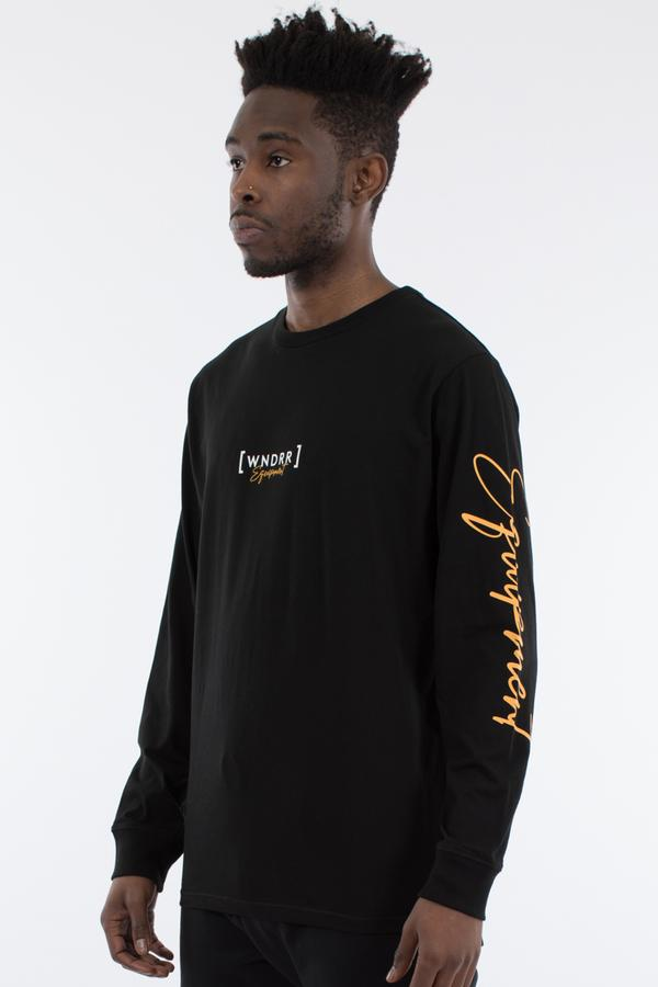Marker Long Sleeve Tee