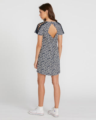 Little Ditsy Mini Dress