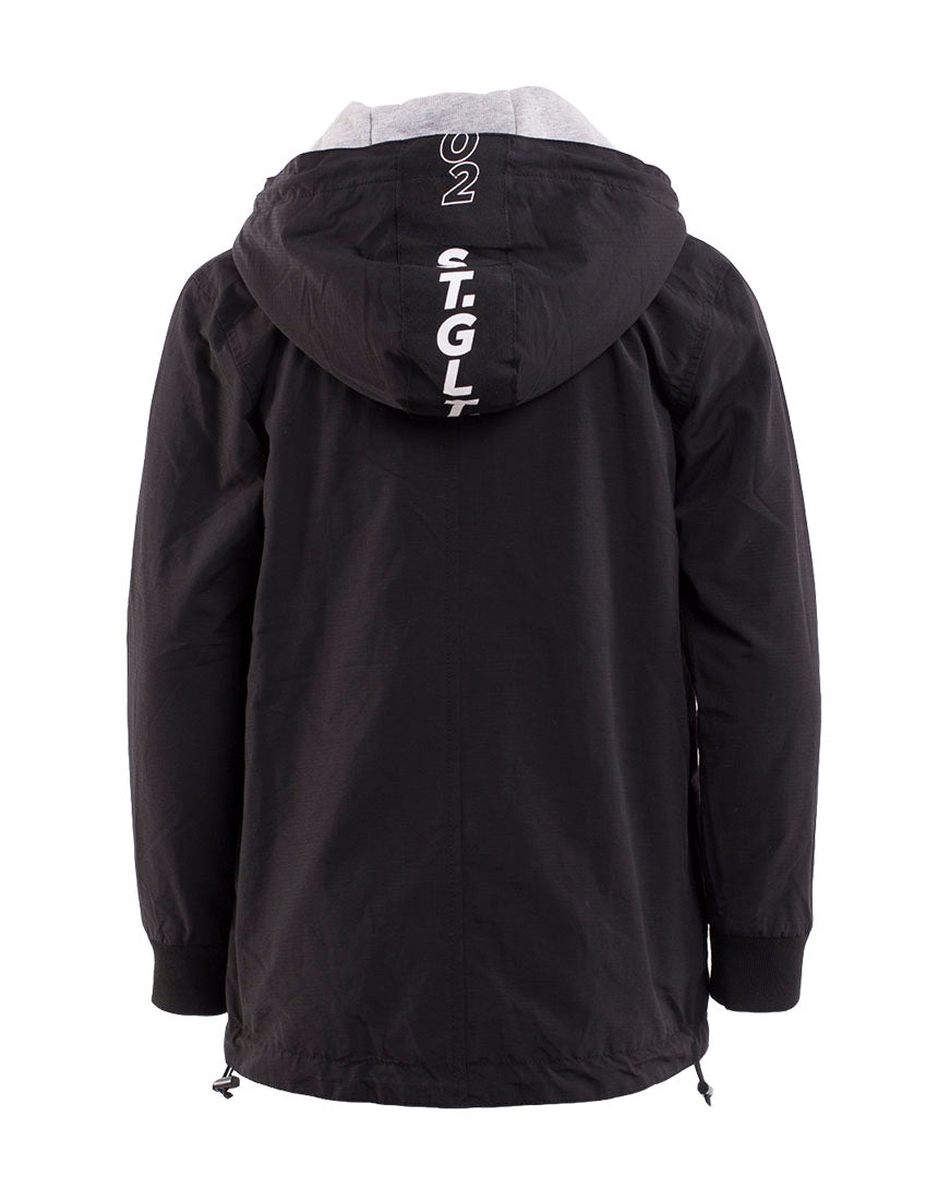 Matty Hooded Jacket