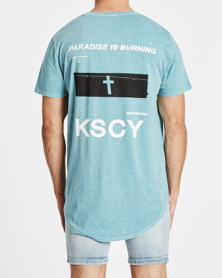 Paradise Is Burning Tee