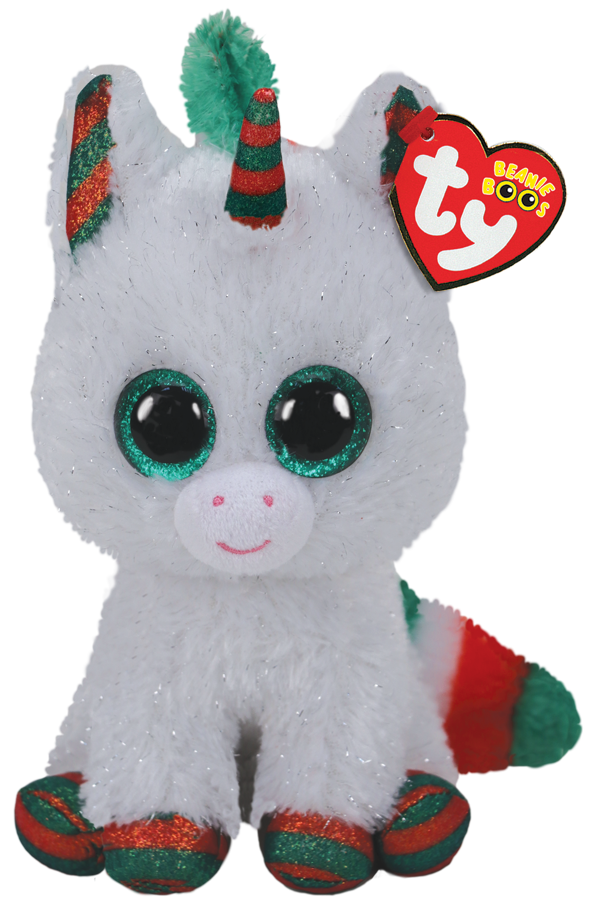 Christmas Snowfall The Unicorn - Regular