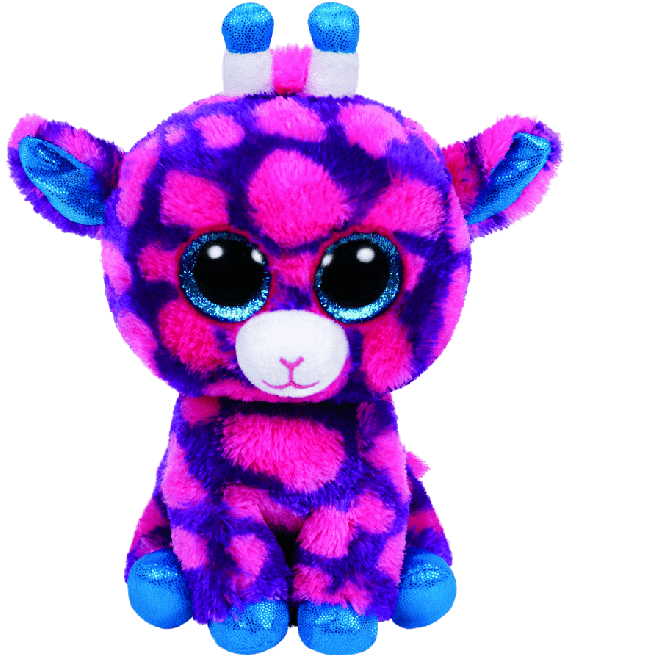Sky High the Pink Giraffe - Medium