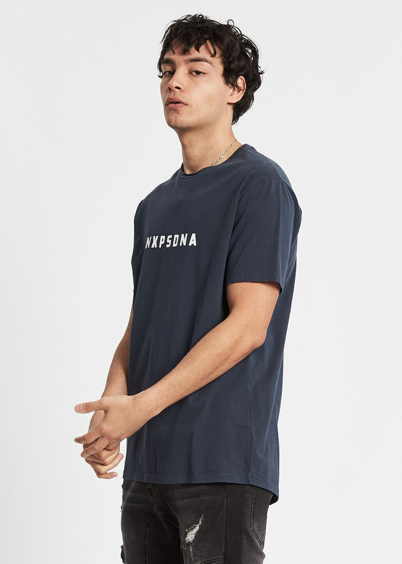 Lockdown Scoop Back Tee