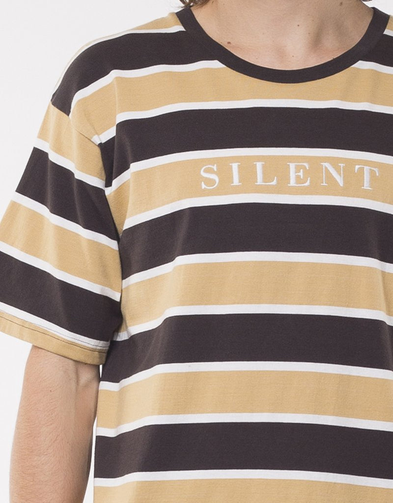 Horizon Stripe Tee