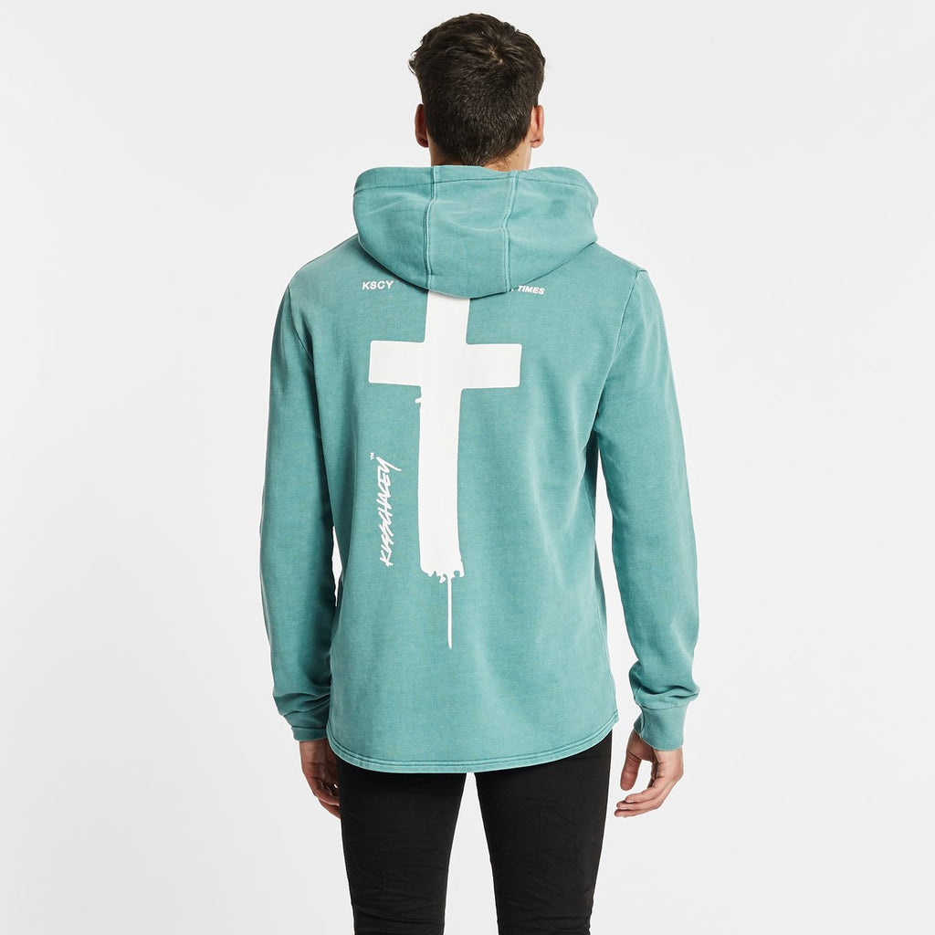 Higher Scoop Back Hoodie