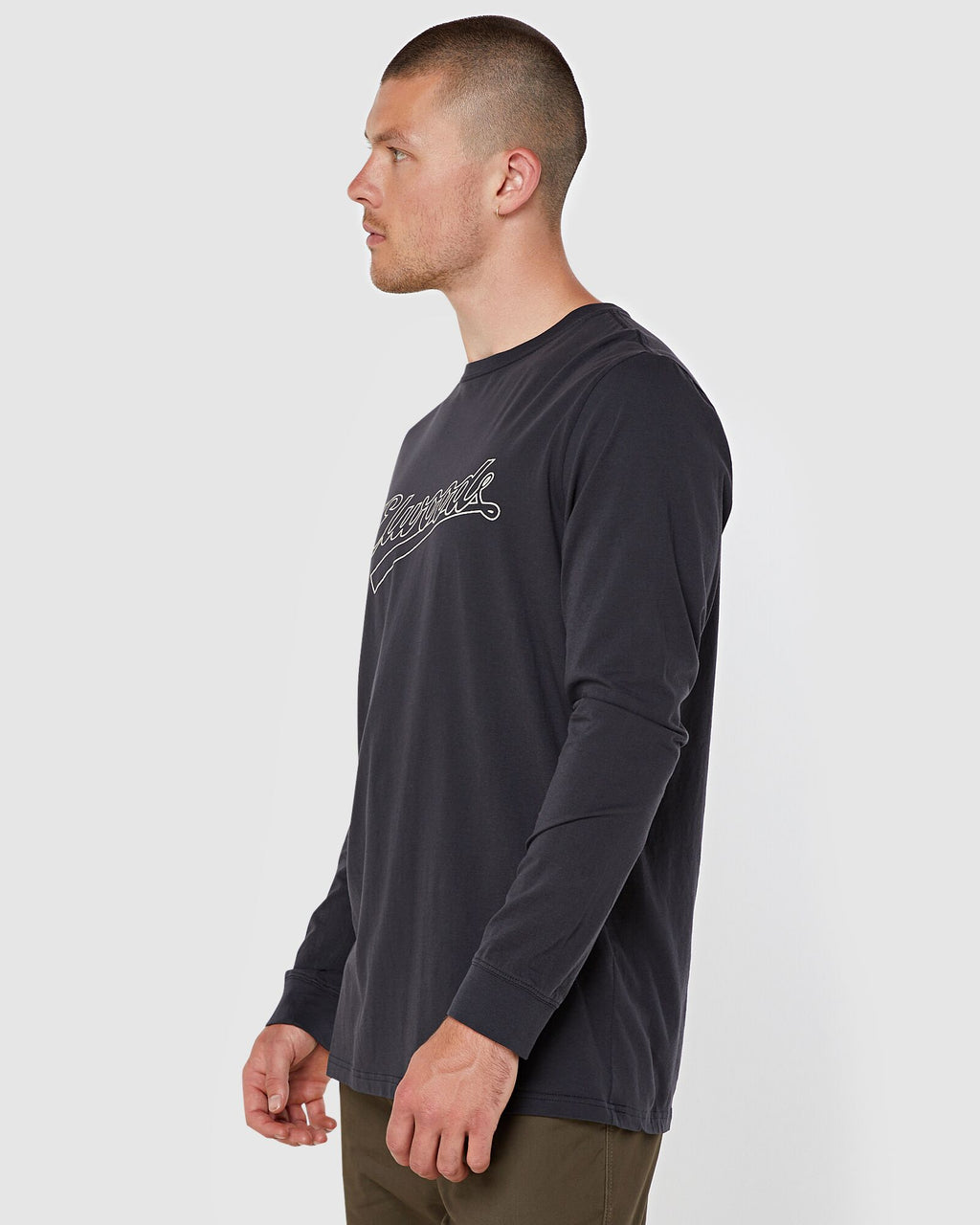 Sports Long Sleeve Tee