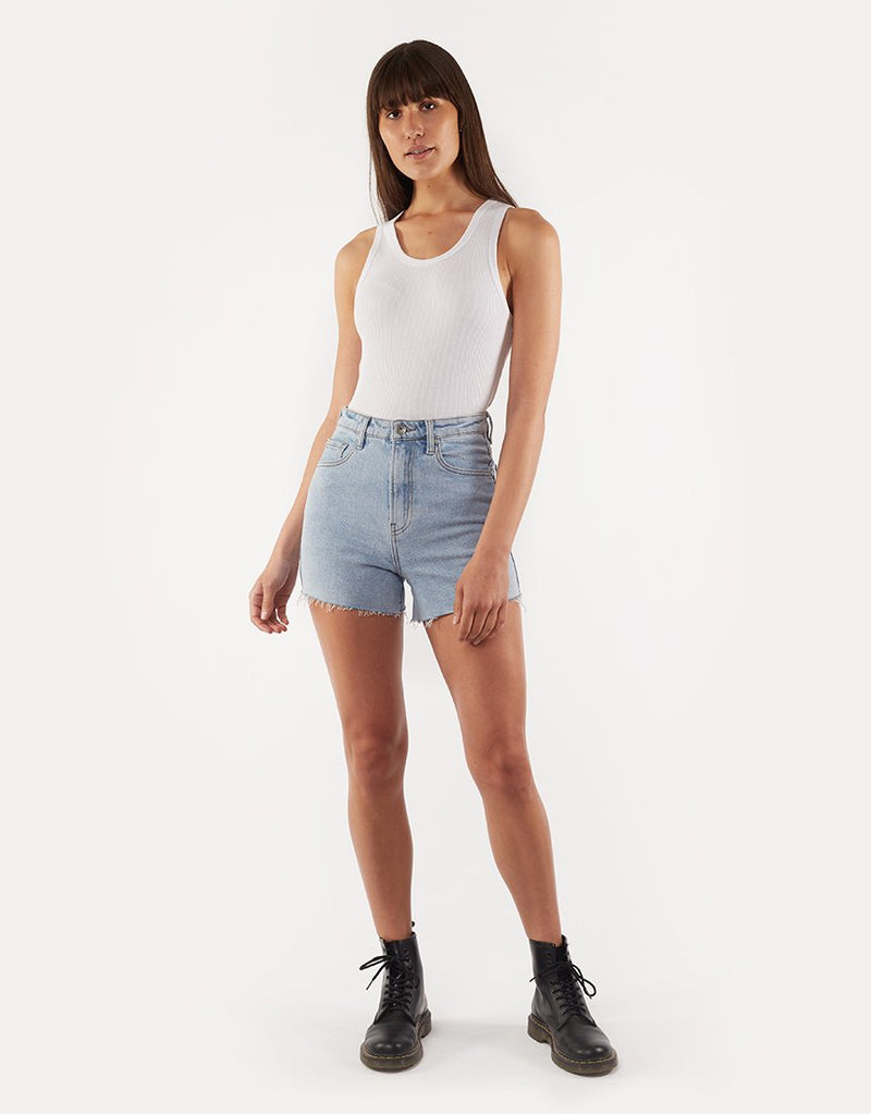 Brooklyn Cut Off Short