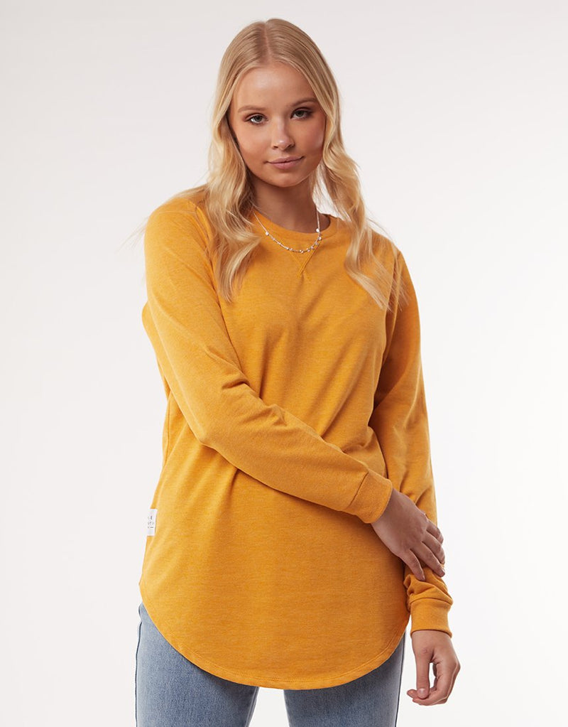 Renee Longline Jumper