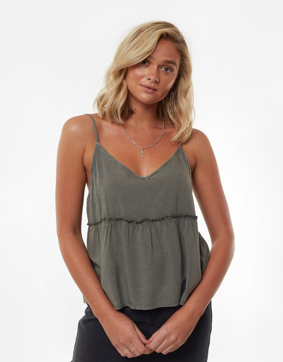 Supple Washed Cami