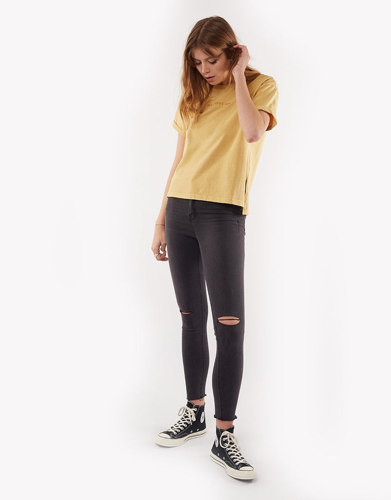 All About Eve Washed Tee