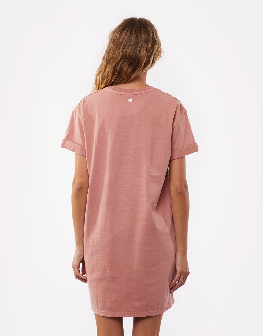 AAE Washed Tee Dress