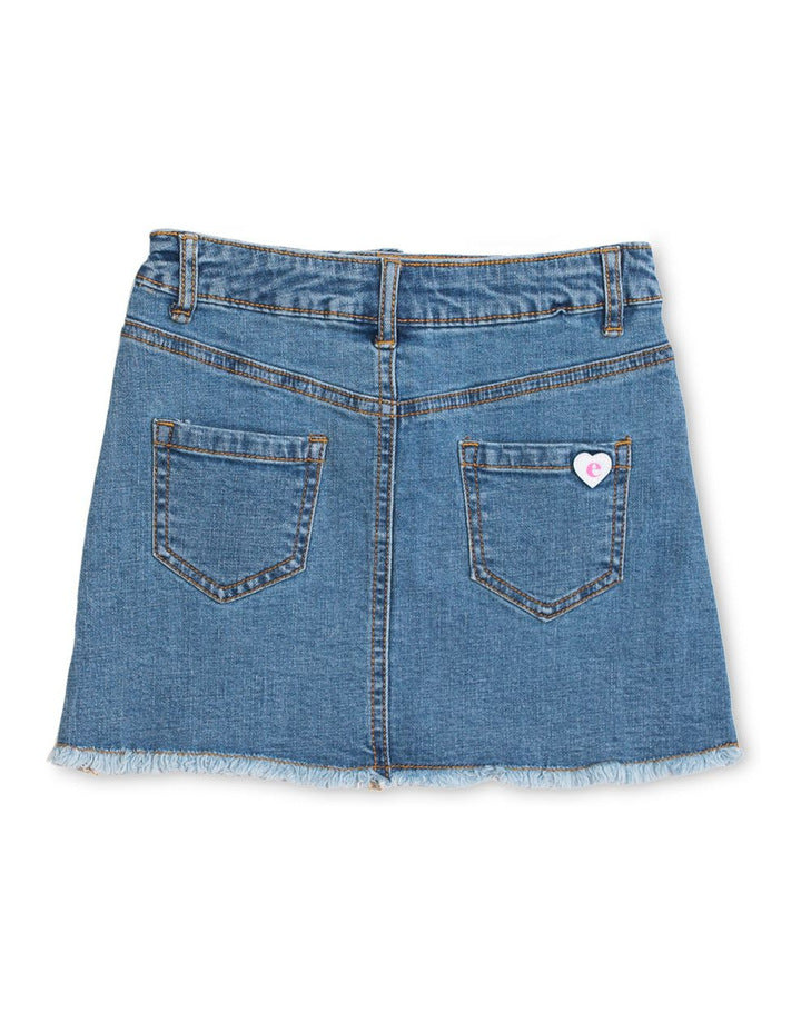 Trudy Denim Skirt
