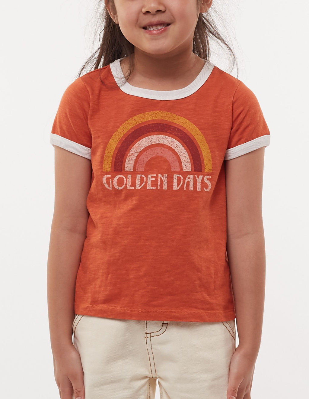 Golden Days Tee