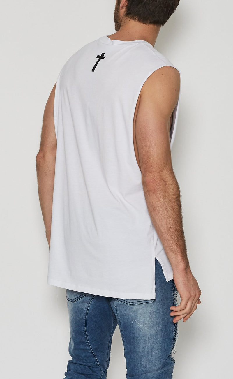City Step Hem Muscle