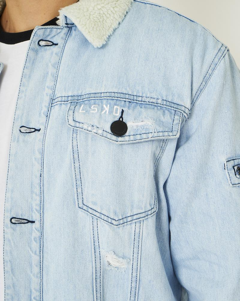 Tibetan Denim Jacket