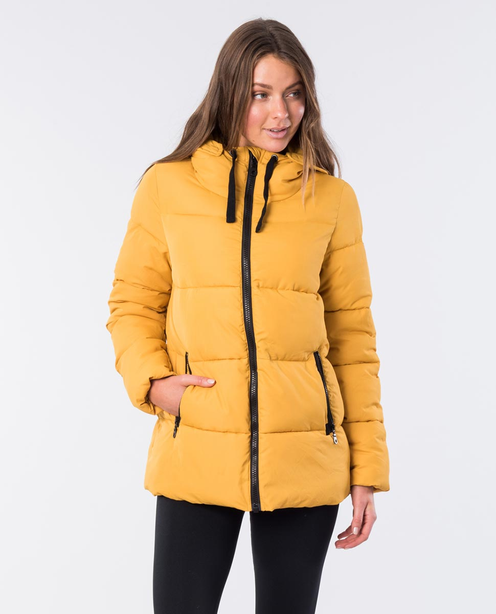 Anti-Series Insulated Coat