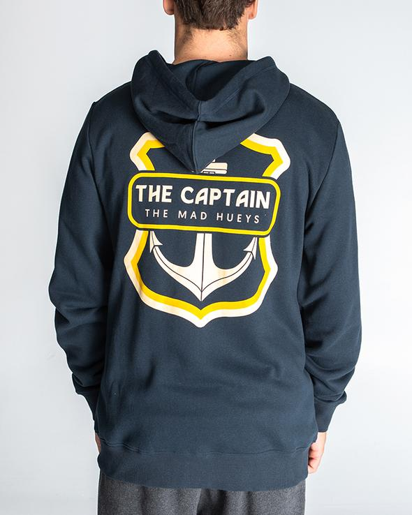 The Retro Captain Zip Thru