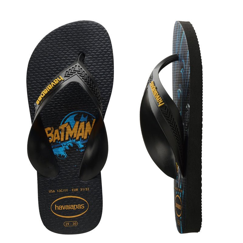 Kids Thongs - Batman