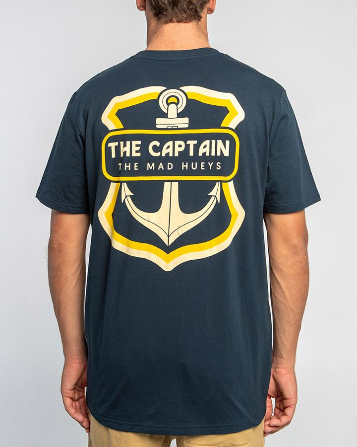 The Retro Captain Tee
