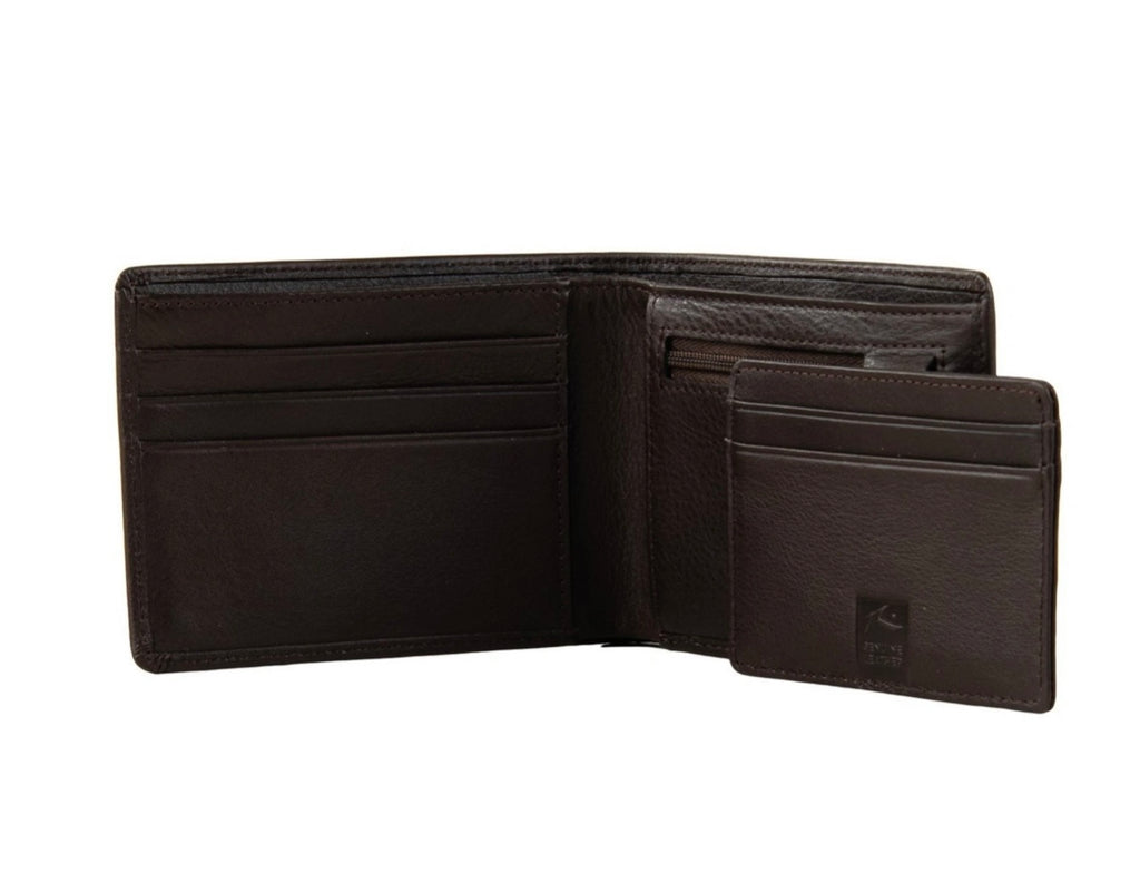 High River Leather Wallet