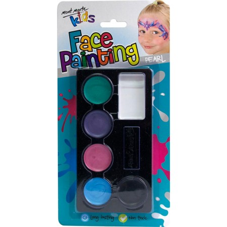 MM Kids Face Painting Set - Pearl