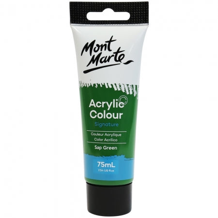 MM Studio Acrylic Paint 75ml - Sap Green