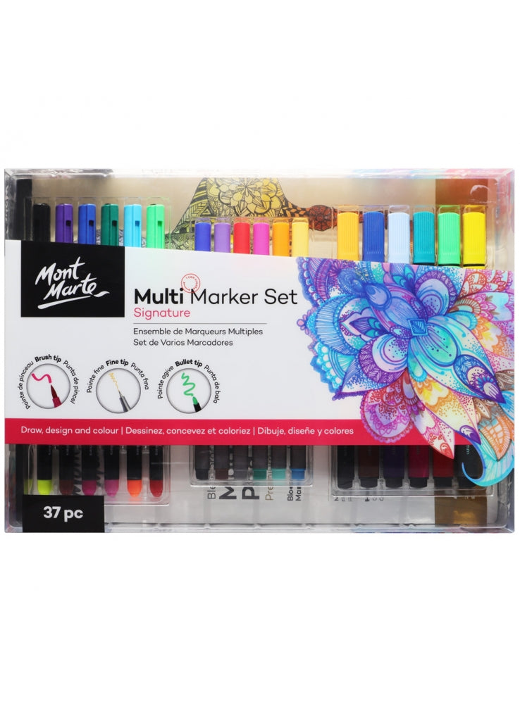 Multi Marker Set 37Ppc
