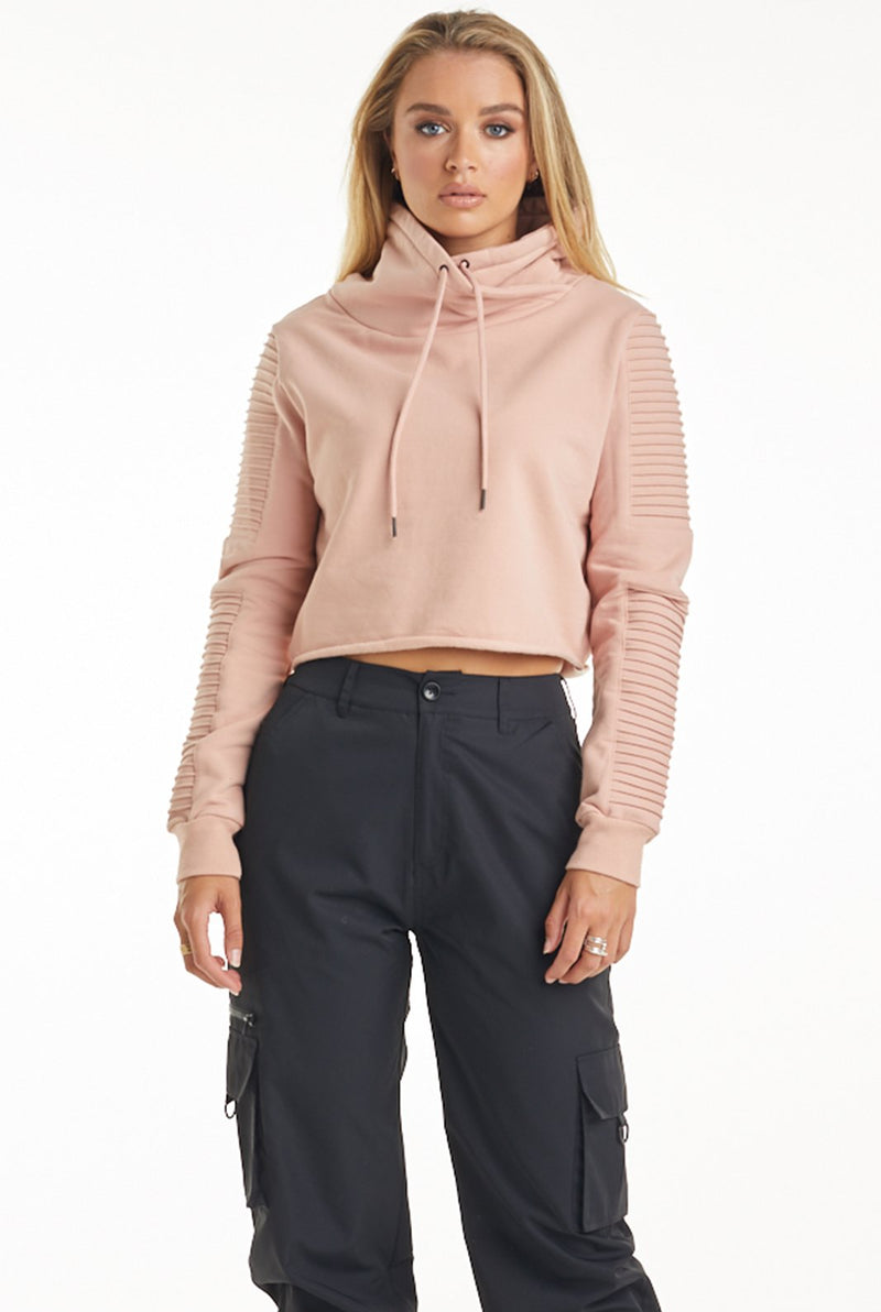 Adeline Crop Sweater