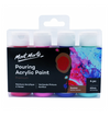 MM Premium Pouring Acrylic Paint 60ml - 4pc Set - Aurora