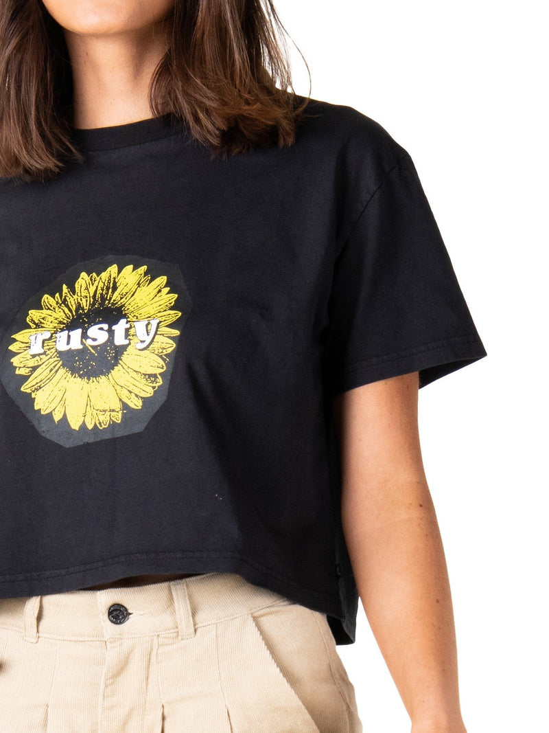 Sunflower Crop Tee