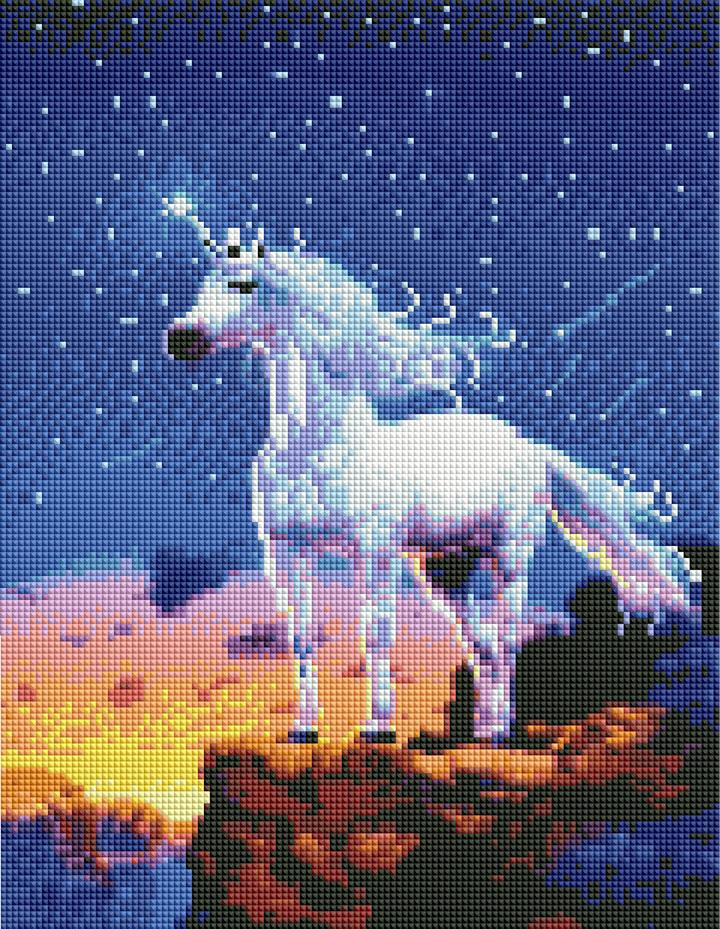 Sparkle Kits 30 x 40cm - Unicorn Magic