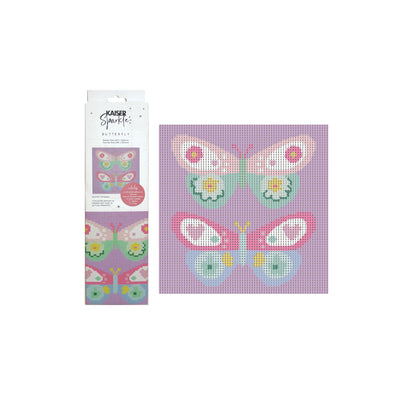 Sparkle Kits 20 x 20cm - Butterfly