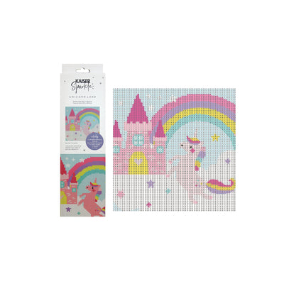 Sparkle Kits 20 x 20cm - Unicorn Land